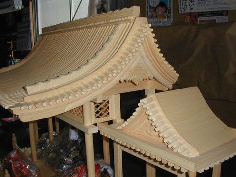 伝統工芸士の造る御殿飾り 別誂え