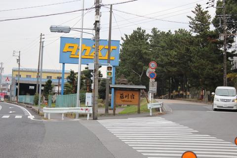 岡崎市街・名古屋・豊田・安城方面より 粟生人形への案内~雛人形展示中~