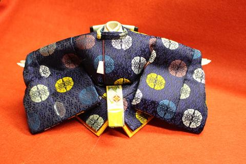 岡崎イオンに粟生人形の雛人形、期間限定展示1月24日~1月26日・イオンモール西武百貨店方面に展示2