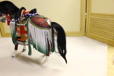 端午の節句に飾り馬のススメ ~一品作の紹介~