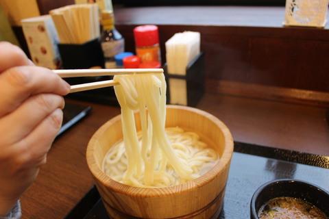 1日丸亀製麺の釜揚げうどんの日に初めて行きましたw配達のお昼ごはん・・・
