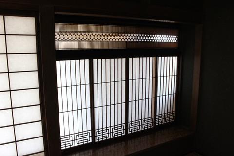 春の本多邸2階♪(旧本多忠次邸 岡崎市東公園)