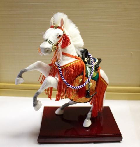 端午の節句に飾り馬のススメ ~出世の跳馬の紹介~