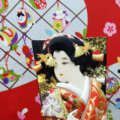 年末年始のおしらせ 雛人形の粟生人形