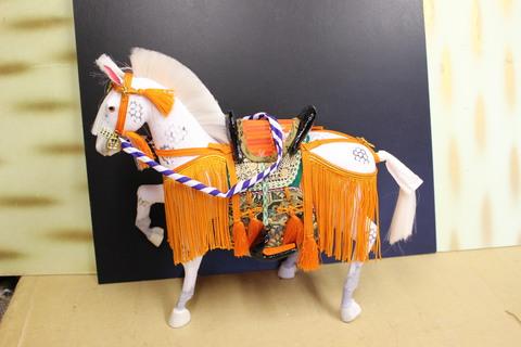 端午の節句に飾り馬のススメ ~ベーシックな低価格帯の飾り馬の紹介~