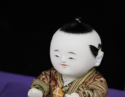 5月人形大展示中! お人形も♪ ~出会いの節句飾りあります~